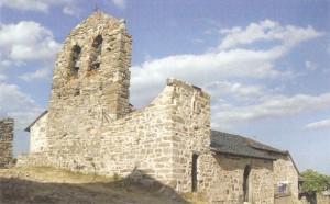 l'église de Foncebadón