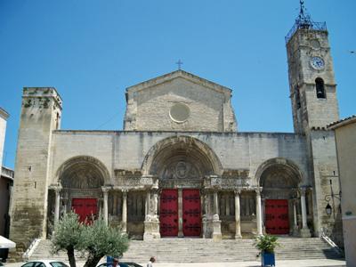 basilique St-Gilles
