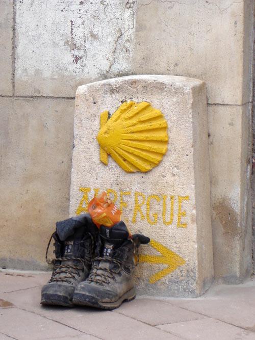 Quelles chaussures pour marcher sur le chemin de Compostelle ?