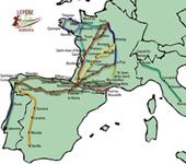 carte des chemins
