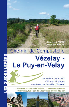 Vézelay - Le Puy-en-Velay